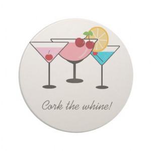 Drink Coaster/ Beverage Coaster Funny Quotes