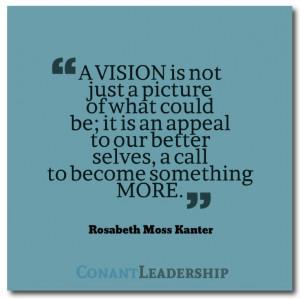 Vision #Leadership