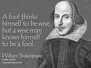 Success Quotes By William Shakespeare Image
