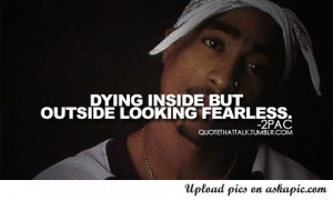 Tupac Quotes Tumblr Famous Rap