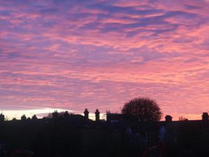 Photoblog: QPR Away, into the sunset