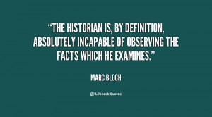 Marc Bloch's Quotes