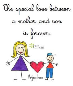 Mom Sons Quotes, Mothers And Sons, Mothers Sons, Baby Boys, The Give ...