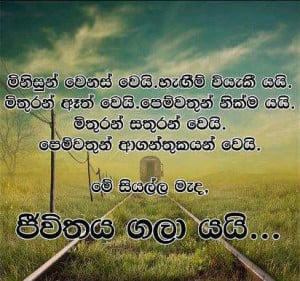 Sinhala Nisadas For Life...