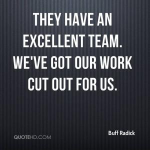 Buff Radick Quotes | QuoteHD