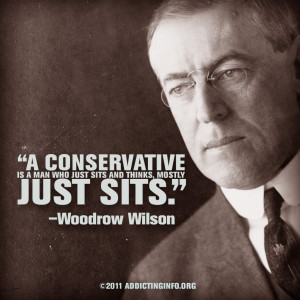 Woodrow Wilson Quotes HD Wallpaper 2