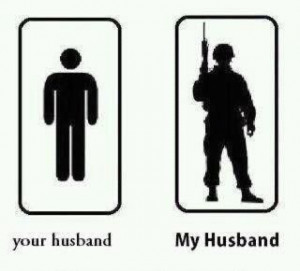 PROUD Air Force Wife.