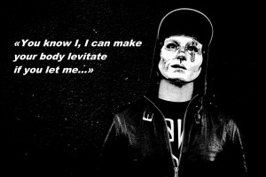 Danny From Hollywood Undead