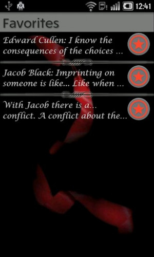 for twilight fans all quotes together twilight newmoon eclipse ...