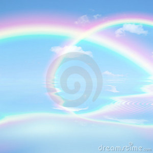 HD Rainbows From Heaven