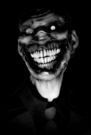disturbing... / Scary