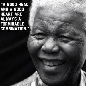 Madiba Fantastico che sei tornato a casa