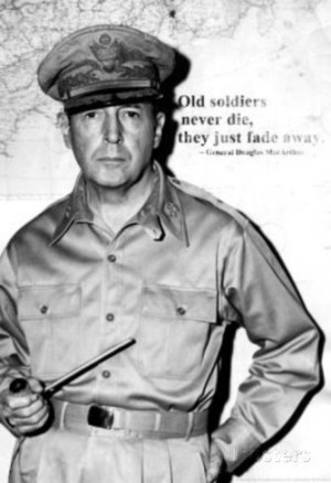 General Douglas MacArthur Quotes
