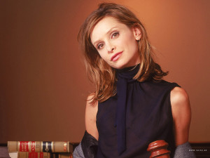 TV Female Characters Ally McBeal