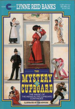 Lynne Reid Banks The Mystery Of The Cupboard