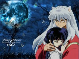 Anime Inuyasha & Kikyo