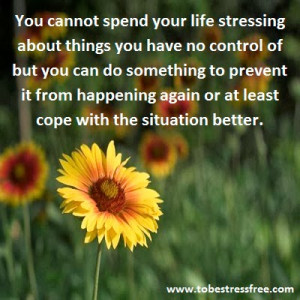 To Be Stress Free