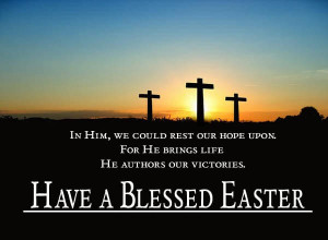 Happy Easter Images With Quotes Religious