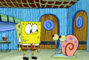 Gary the Snail - The SpongeBob SquarePants Wiki