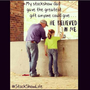 Miss the moments dad & I shared showing livestock. Some of my best ...