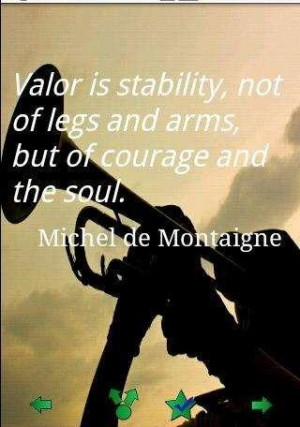 Military Courage Quotes Military quotes