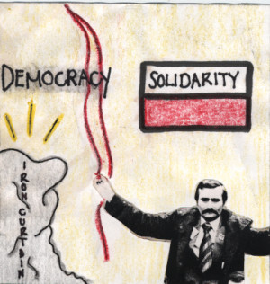 Lech Walesa andPoland's Battle to