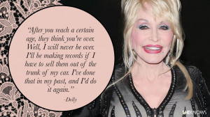 Dolly Parton on LGBT fans and 12 more quotes that'll make her your new ...