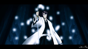 Sosuke Aizen Bleach Anime...