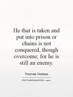 Prison Quotes