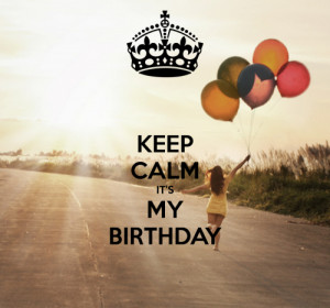 birthday #Congratulations #Happy #excited