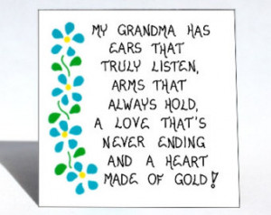 grandma quotes and sayings from granddaughter funny