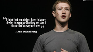Mark Zuckerberg Desire Quotes #00553, Pictures, Photos, HD Wallpapers