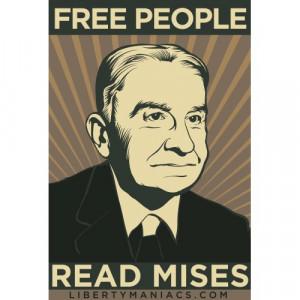 Notable Quote – Ludwig von Mises