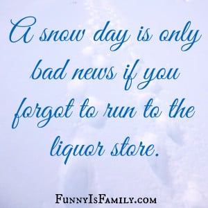 Snow Day: A Mom's How-To Guide