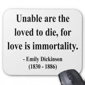 Emily Dickinson Quotes On Writing