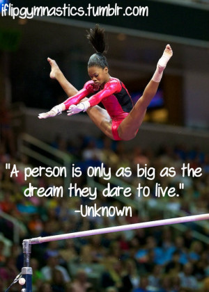 Gymnastics Quotes And Poems Gymnastics Quotes on Pinterest