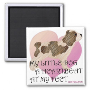 Sayings Dog Heartbeat...