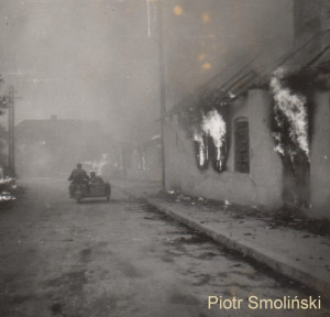 Invasion of Poland - September 1, 1939 -