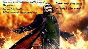 heath ledger scary clown joker s 3 quotes