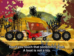tags squidbillies 1x06 house vehicles quotes