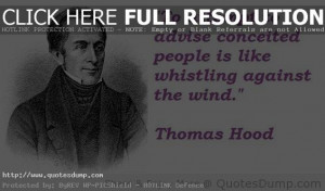 ... hood image Quotes and sayings 2 thomas hood image Quotes and sayings 2