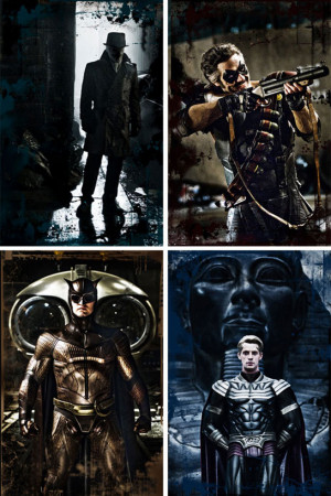 Zack Snyder Batman Superman