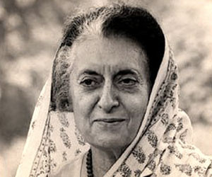 some famous quotes by Indira Gandhi. These quotes reveal Indra Gandhi ...