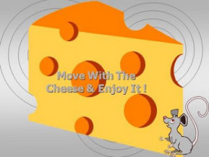 who moved my cheese it s the question that launched a thousand ...