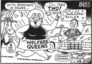 The welfare state, a warfare defence strategy?