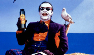 jack nicholson who played jack the joker napier in tim burton s batman ...