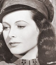 Hedy Lamarr in