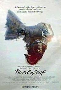 Never Cry Wolf 1983