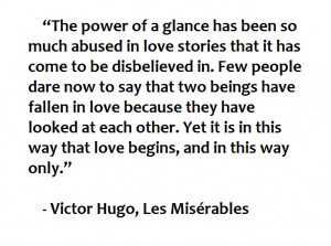 love quotes, victor hugo