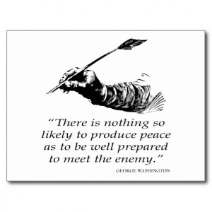 george_washington_quote_peace_quotes_post_card ...